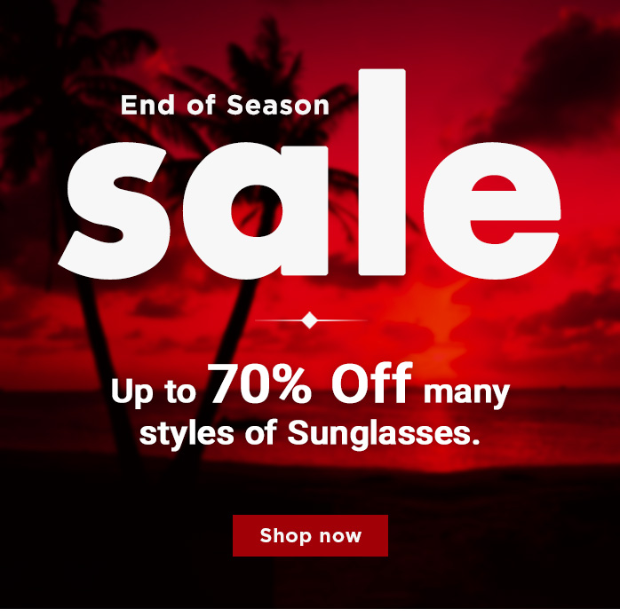 Massive Sunglasses Sale