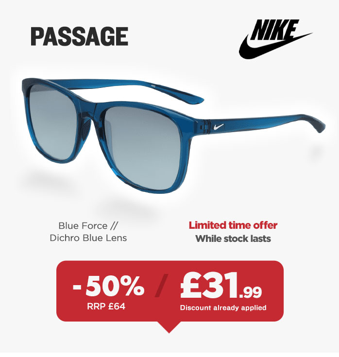 Sunglasses Sale - Nike Passage