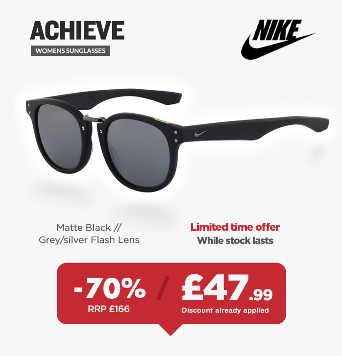 Sunglasses Sale - Nike Acheive