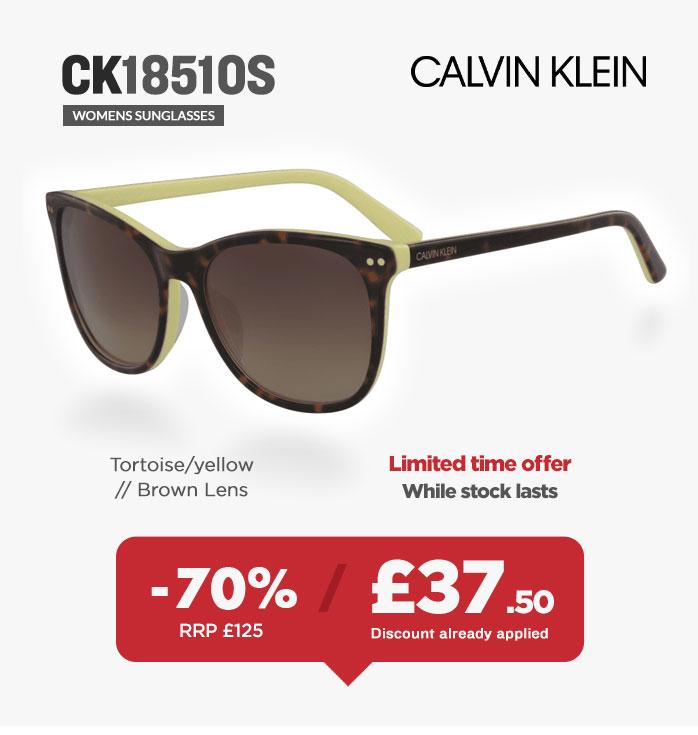 Sunglasses Sale - Calvin Klein CK18510S