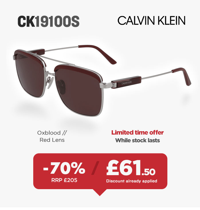 Sunglasses Sale - Calvin Klein CK19100S