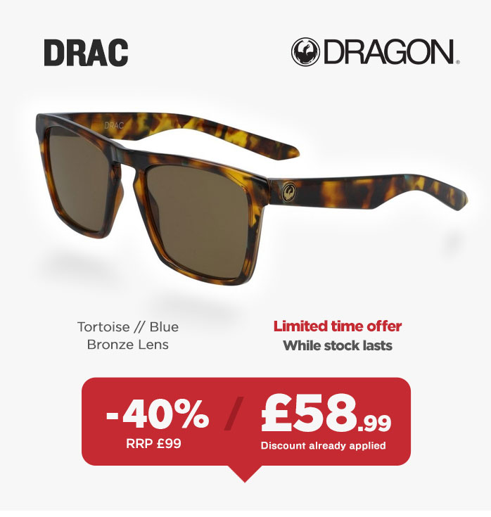 Sunglasses Sale - Dragon Drac