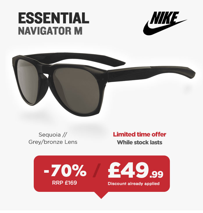 Sunglasses Sale - Nike Essential