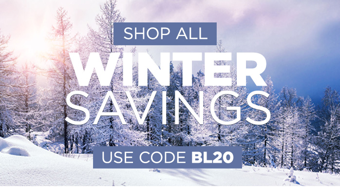Shop all Winter Savings