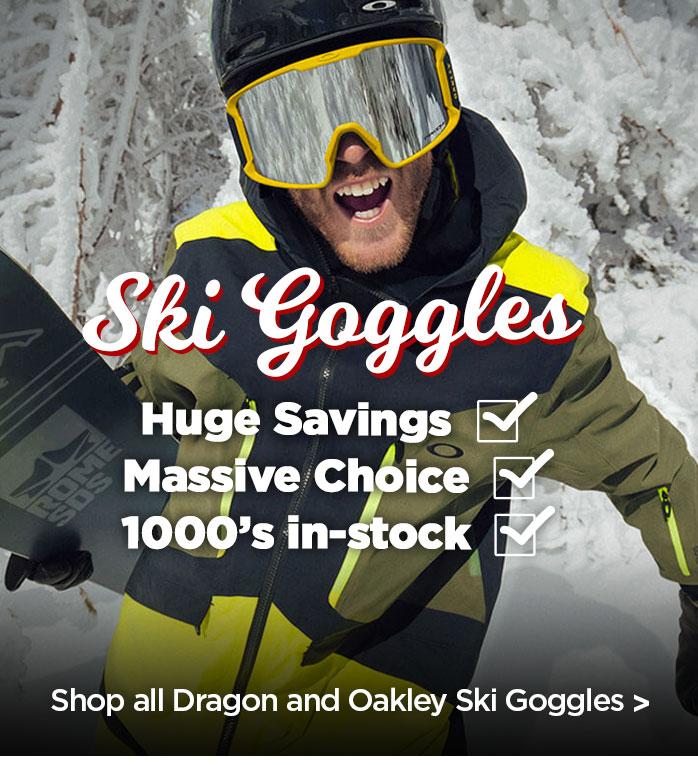 Christmas Sale - Ski Goggles