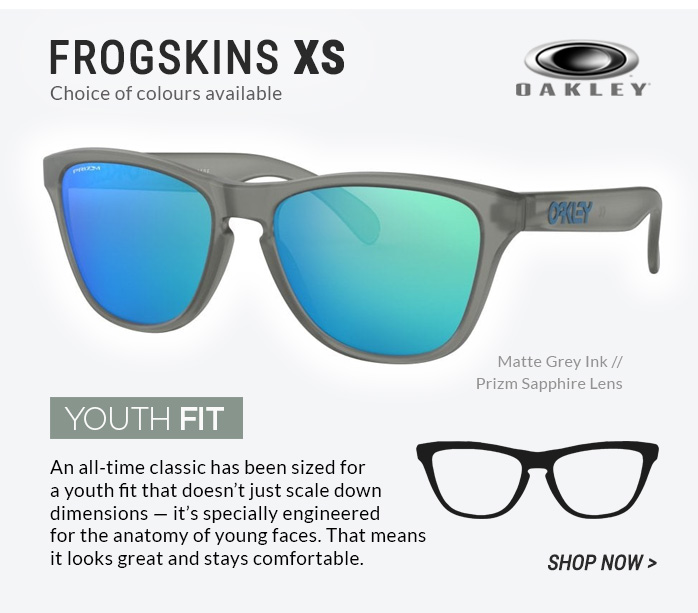 Oakley Frogskins XS