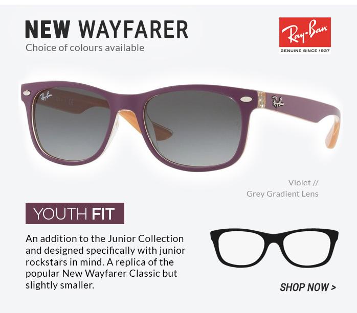 Ray-Ban New Wayfarer