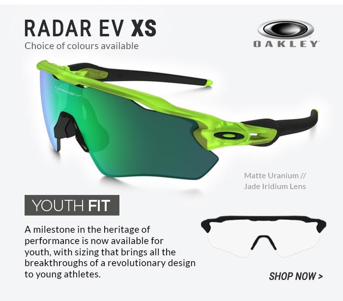 Oakley Radar XS
