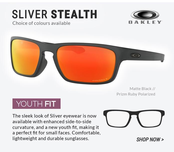 Oakley Sliver Stealth