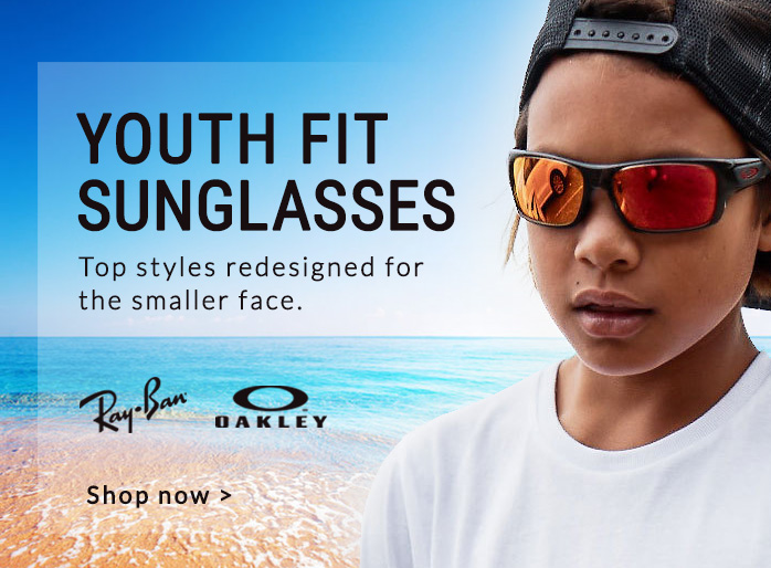 Youth Fit Sunglasses