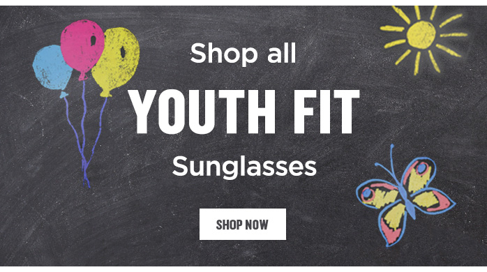 Shop all Youth Fit Ray-Ban Sunglasses