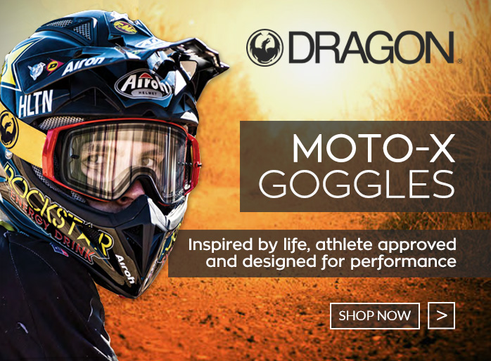 View all Moto-X Goggles from Dragon