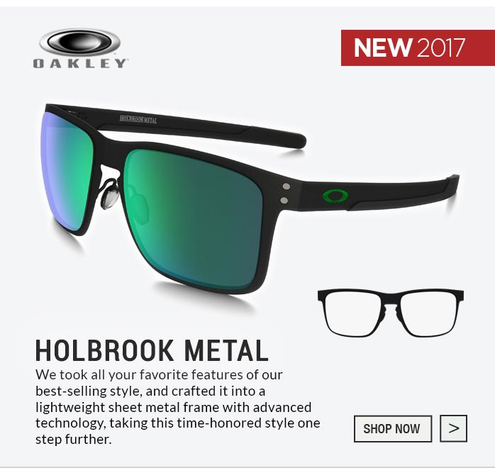 Oakley Holbrook Metal