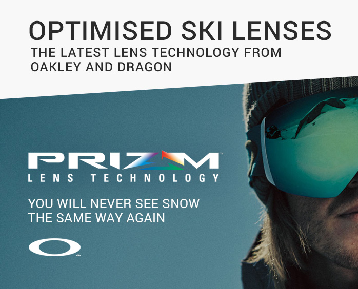 Optimised Prizm Lenses