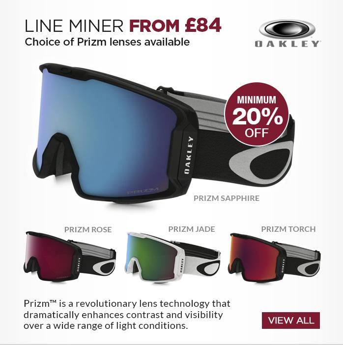 Oakley Prizm Line Miner
