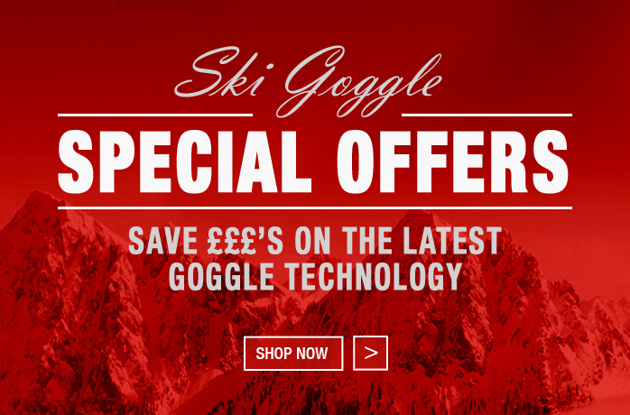 Ski Goggle Special Offers