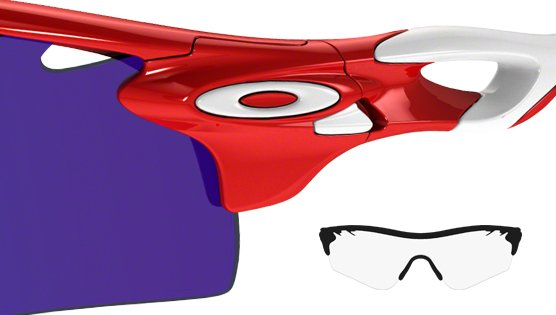 Oakley Radarlock Path Range