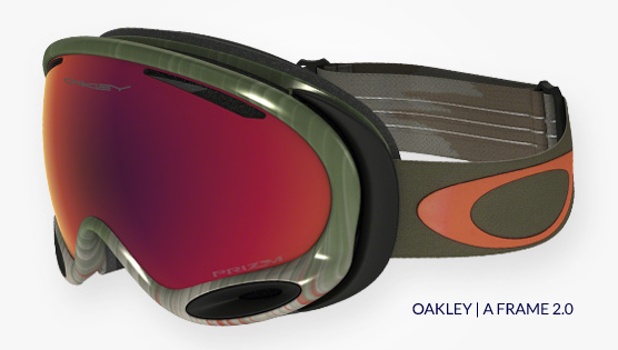 Oakley A Frame Range