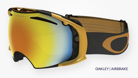 Oakley Airbrake Range