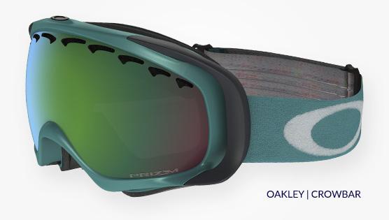 Oakley Crowbar Range