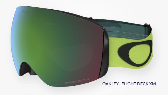 Oakley Flight Deck XM Range