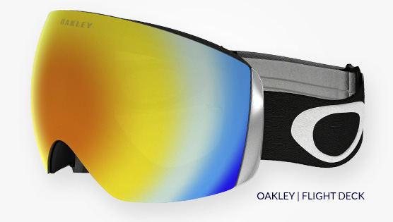 Oakley Flight Deck Range