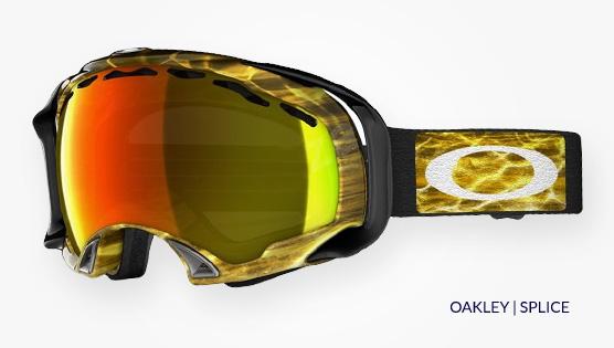 Oakley Splice Range
