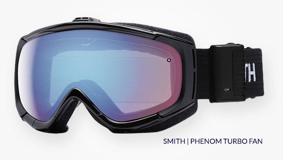 Smith Phenom Turbo Range