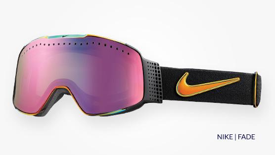 Nike Fade Range