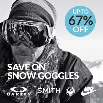 Save on Snow Goggles