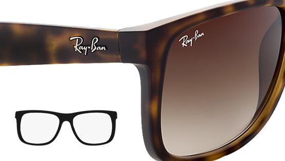 Ray-Ban Justin Range