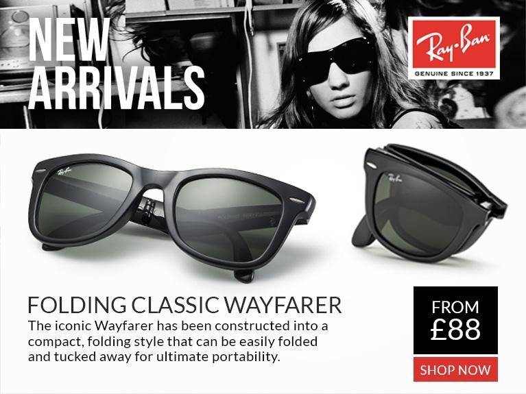 Ray-Ban Folding Wayfarer