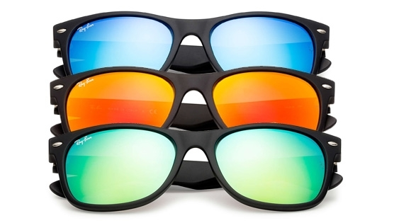 Wayfarer Flash Lenses
