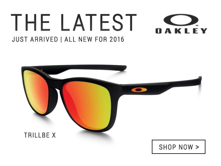 Latest Oakley Sunglasses - Trillbe X