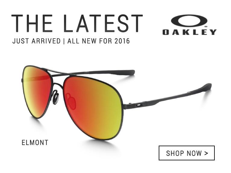 Latest Oakley Sunglasses - Elmont