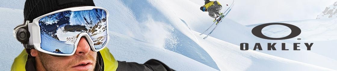 oakley ski  brand oakley