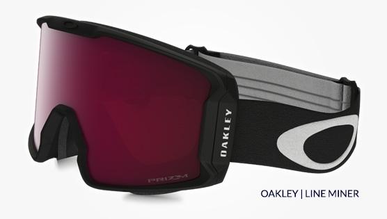 Oakley Line Miner
