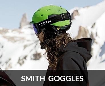 Smith Goggles 2016
