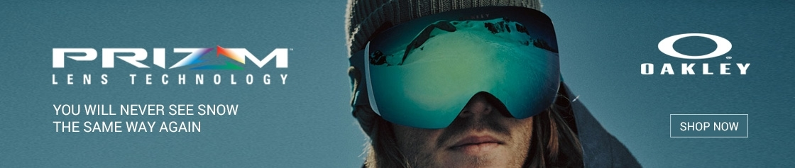 Oakley Prizm Lenses