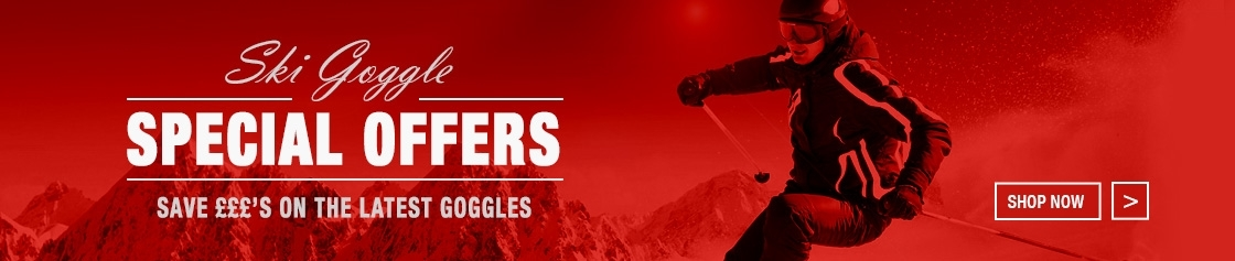Ski Goggle Special Offers Jan 17