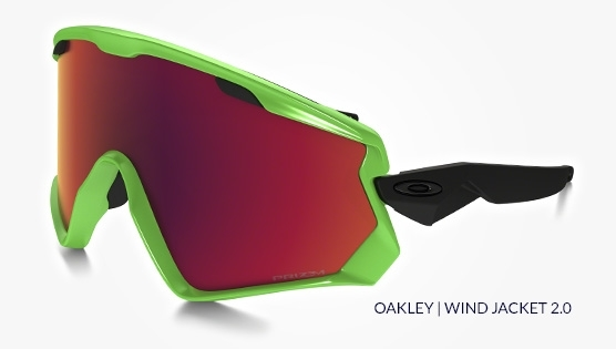 Oakley Wind Jacket Range
