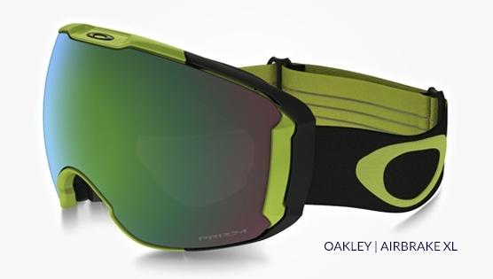 Oakley Airbrake XL Range