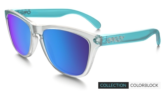 Oakley Colorblock Collection