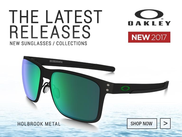 Oakley Releases Holbrook Metal