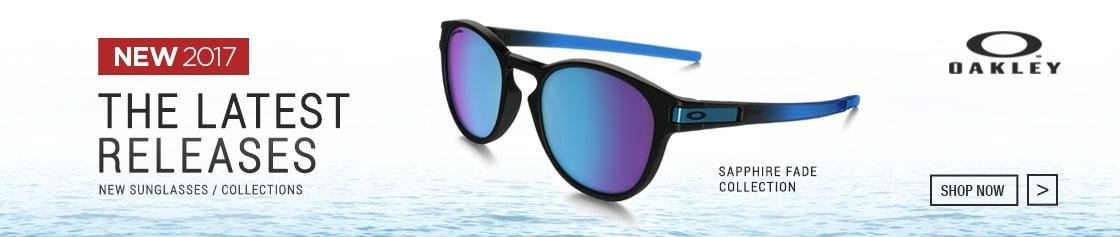 Oakley Releases Sapphire Fade
