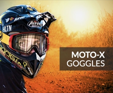 Moto-X Goggles