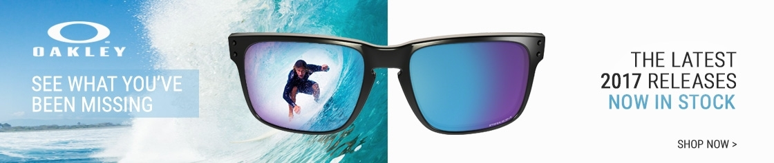 Oakley New Releases April 2017