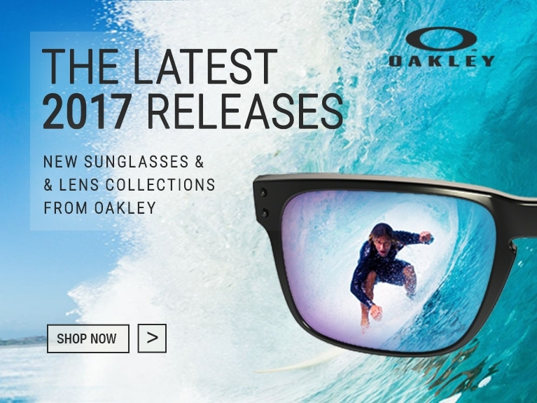 New Oakley Releases April 2017