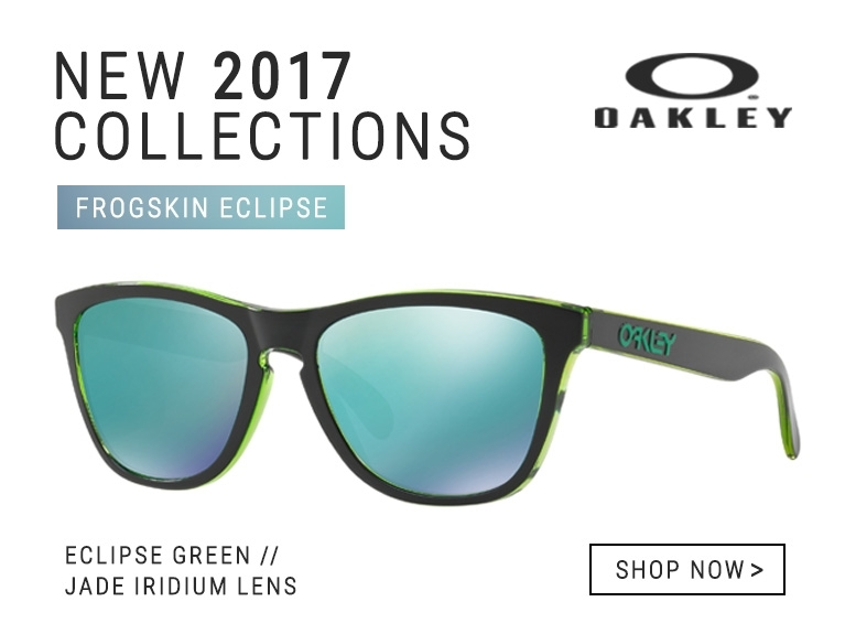 Oakley Frogskin Eclipse Collection