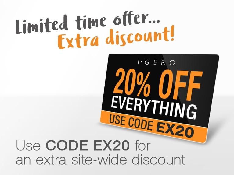 Extra 20 Percent Off - EX20